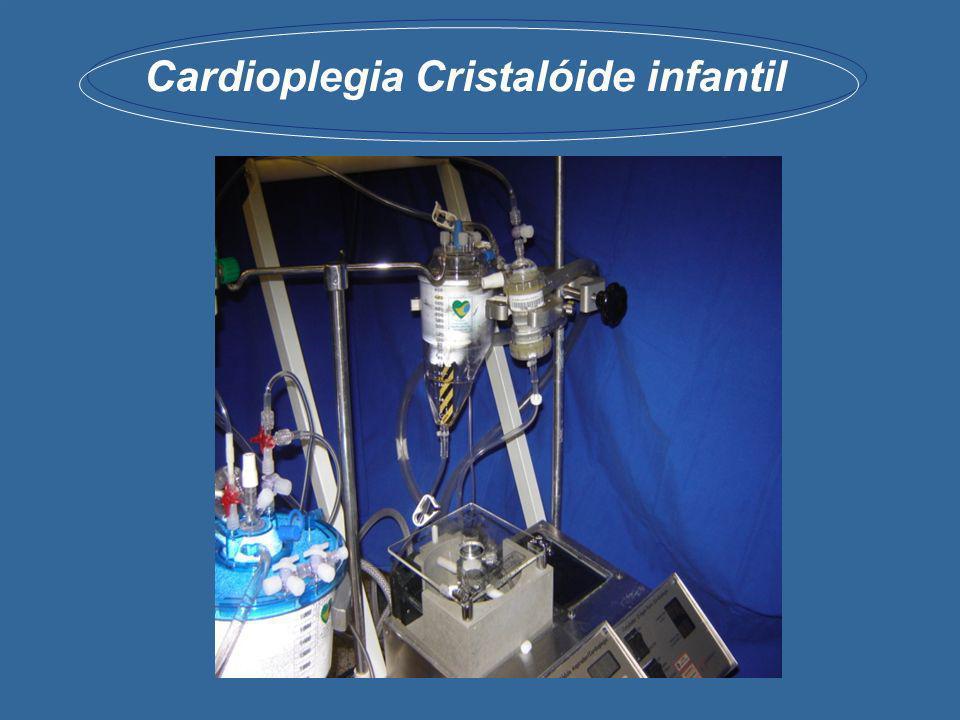 Cardioplegia Cristalóide infantil