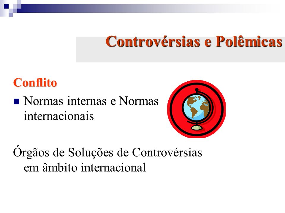 Controvérsias e Polêmicas