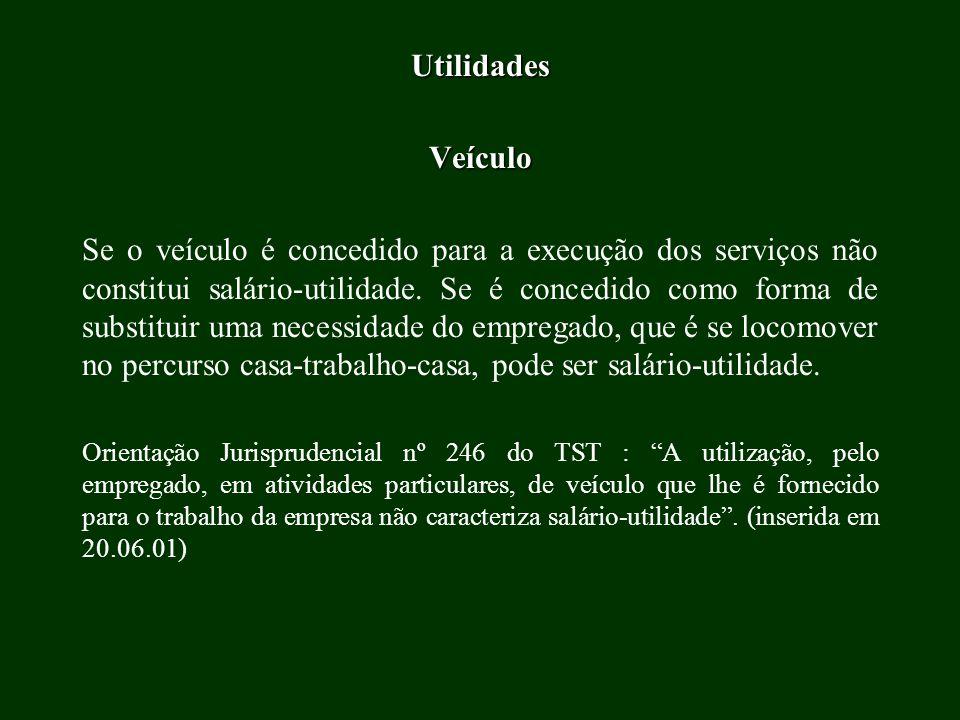 UtilidadesVeículo.