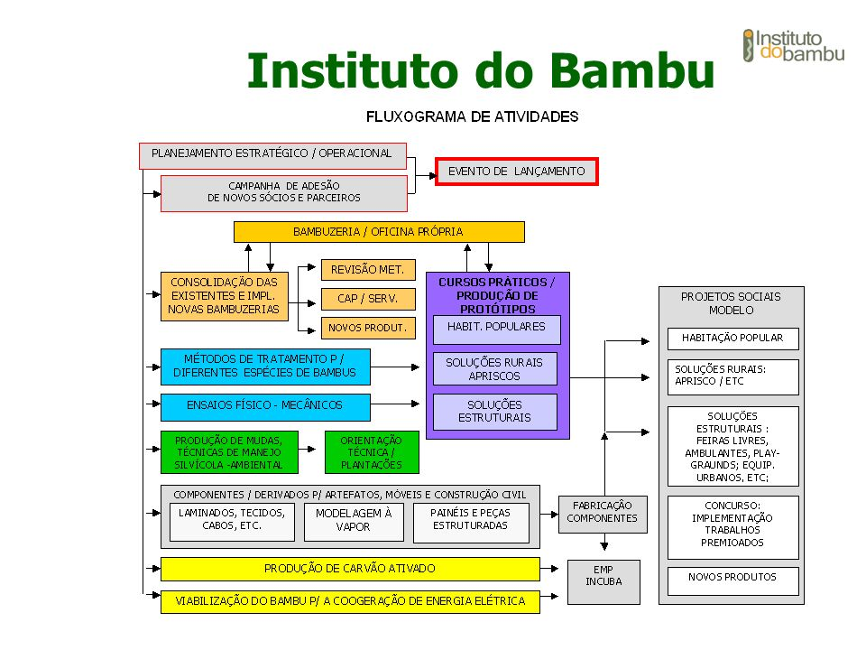 Instituto do Bambu