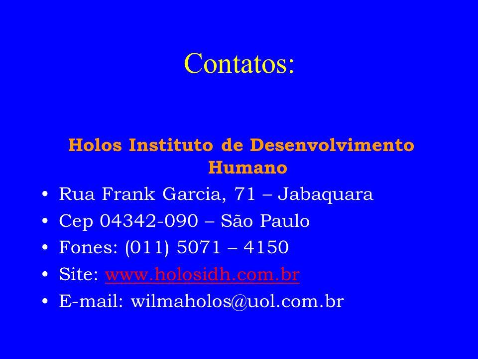 Holos Instituto de Desenvolvimento Humano