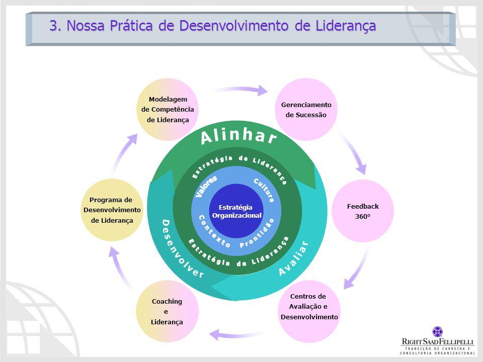 Modelagem de Competência de Liderança Gerenciamento de Sucessão