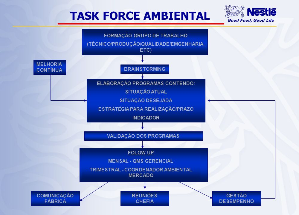 TASK FORCE AMBIENTAL