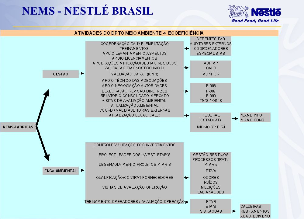 NEMS - NESTLÉ BRASIL