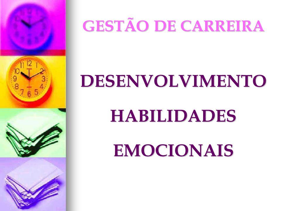 DESENVOLVIMENTO HABILIDADES EMOCIONAIS