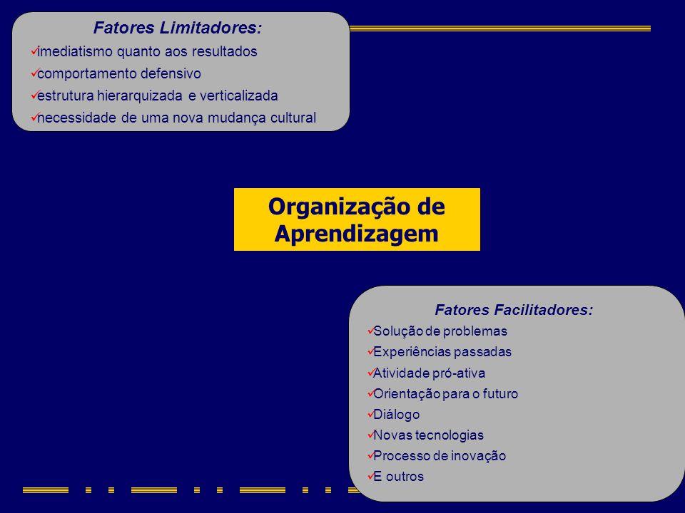 Organização de Aprendizagem