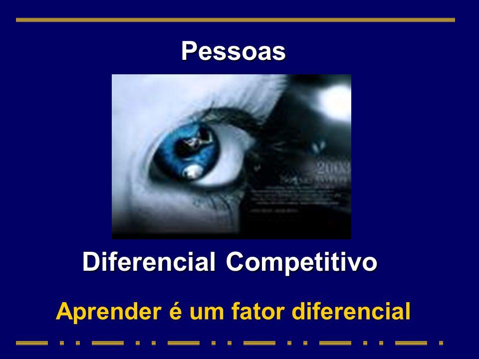 Diferencial Competitivo Aprender é um fator diferencial