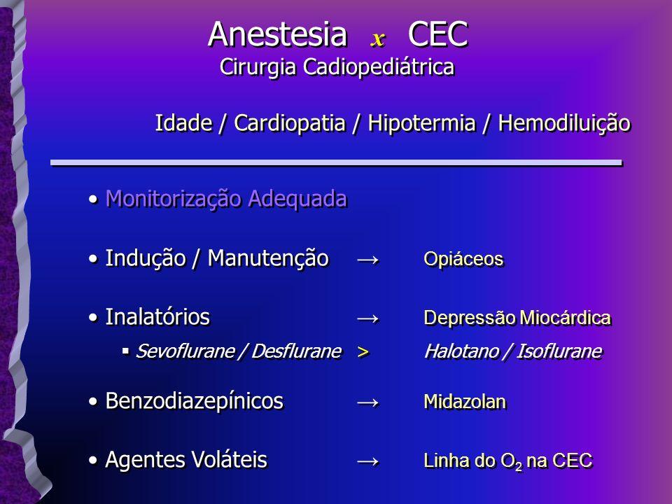 Cirurgia Cadiopediátrica
