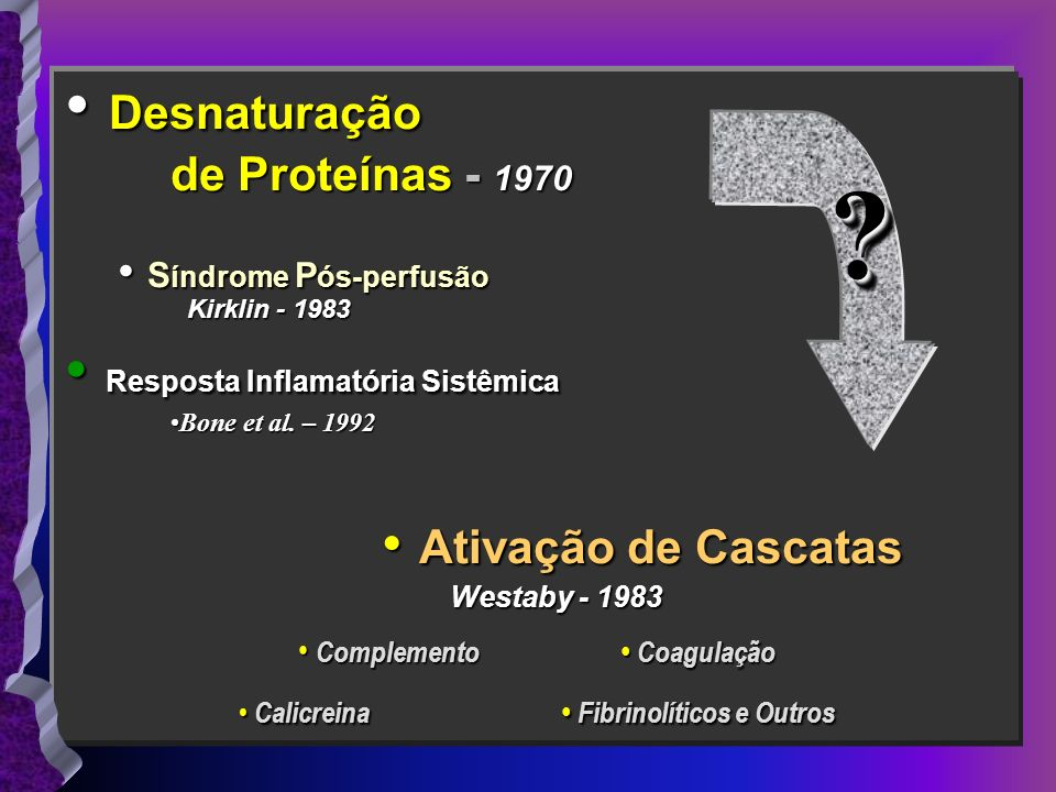 Complemento • Coagulação Calicreina • Fibrinolíticos e Outros