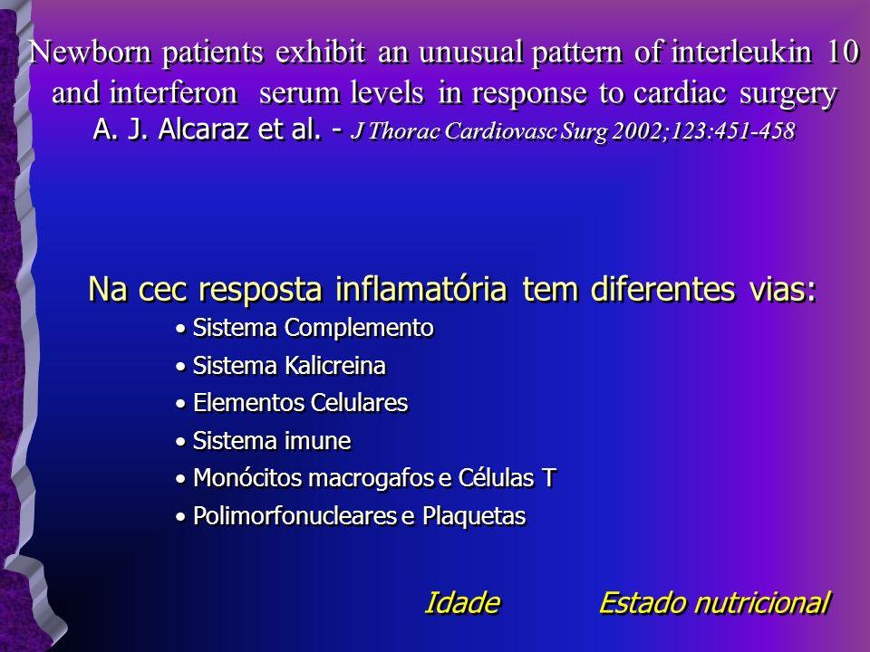 A. J. Alcaraz et al. - J Thorac Cardiovasc Surg 2002;123:451-458