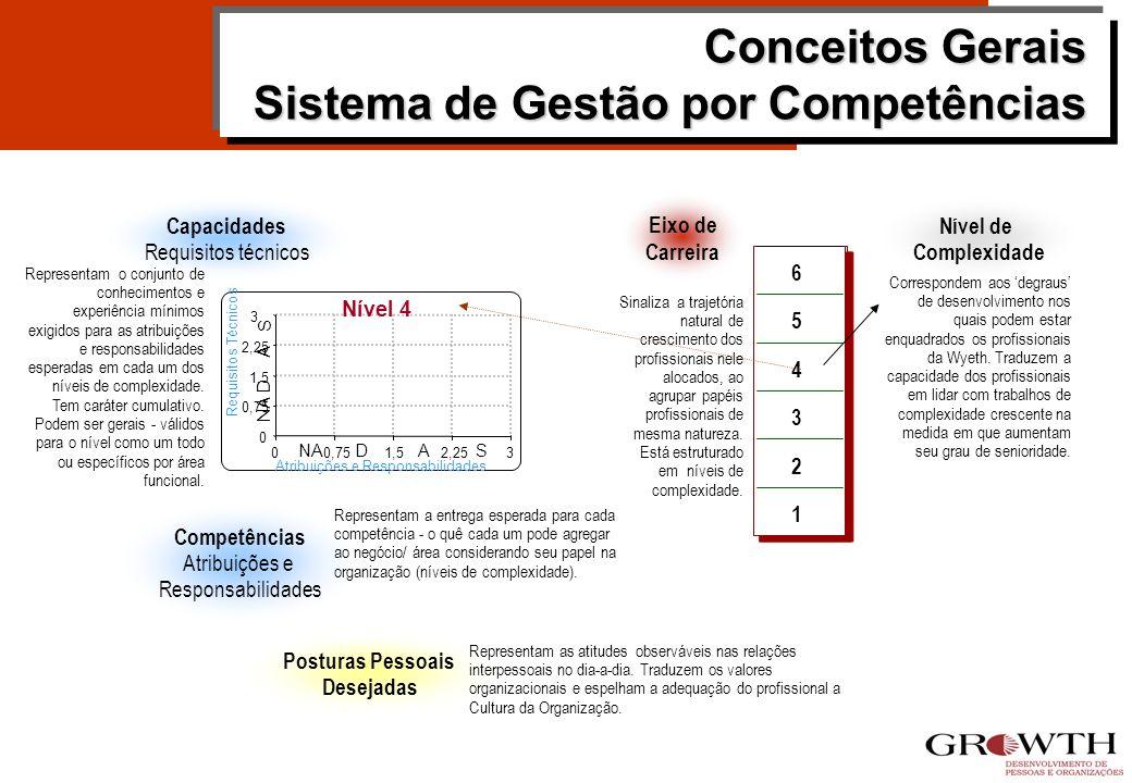 Conceitos Gerais Sistema de Gestão por Competências