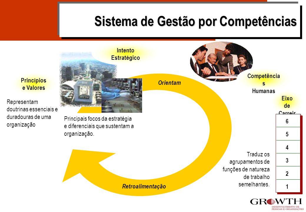 Sistema de Gestão por Competências