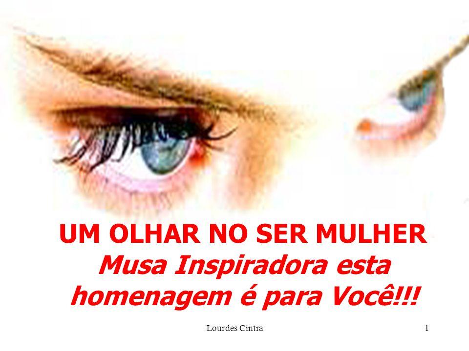 Musa Inspiradora esta homenagem é para Você!!!