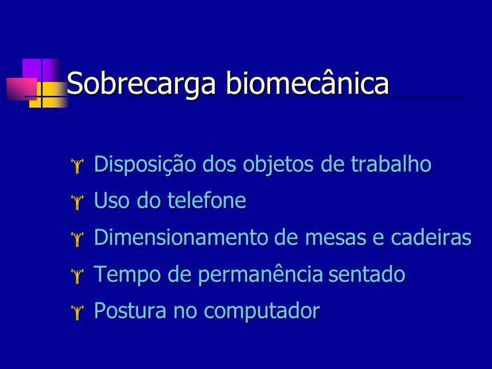 Sobrecarga biomecânica