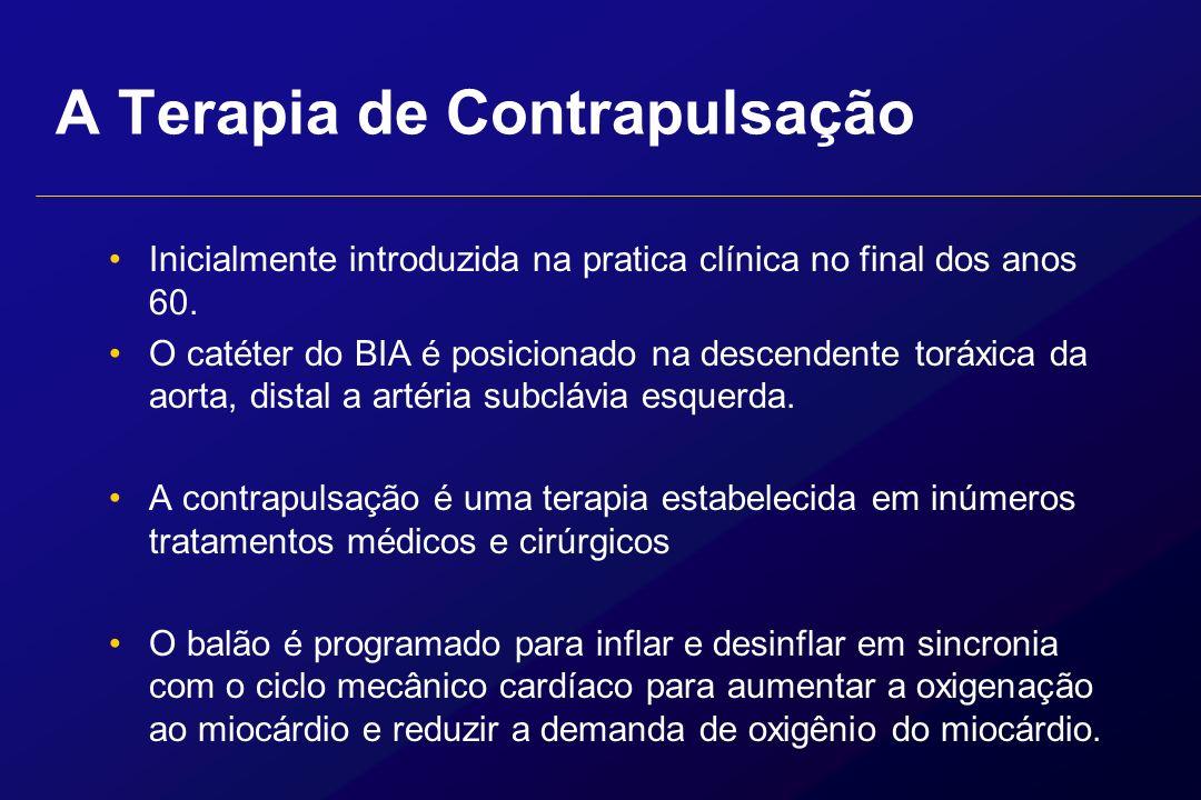 A Terapia de Contrapulsação