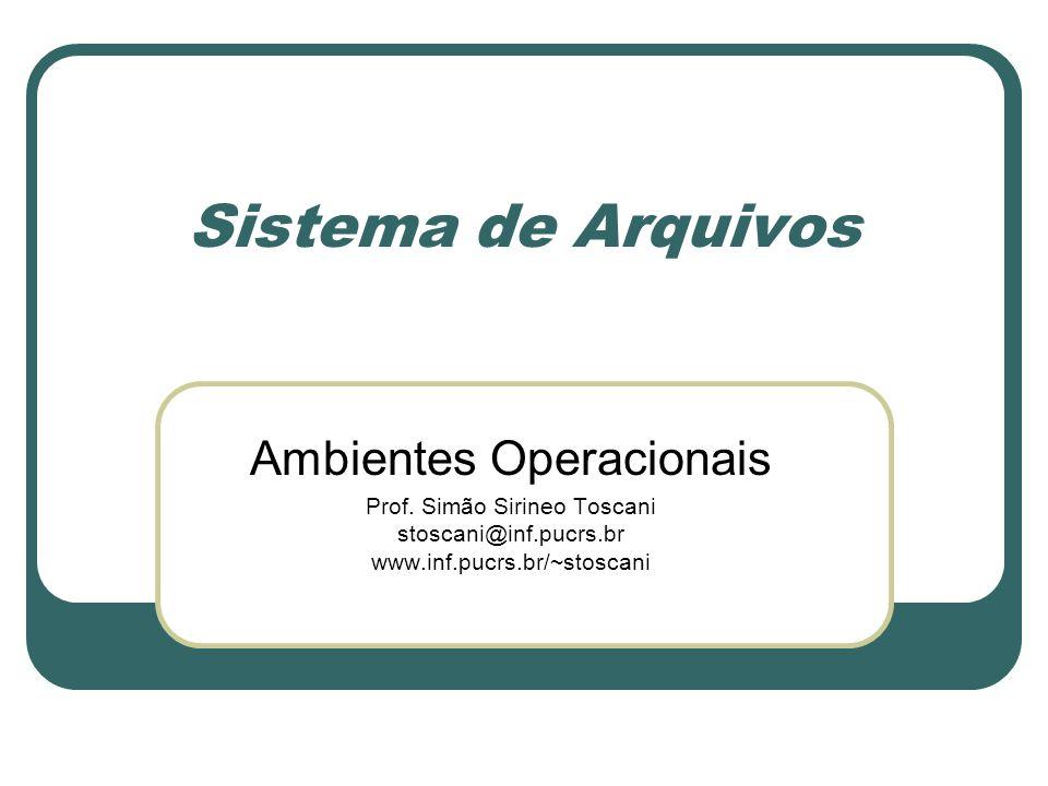 Ambientes Operacionais