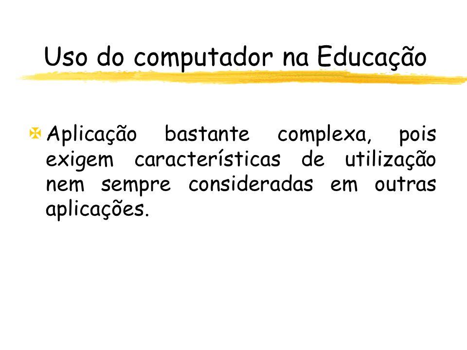Uso do computador na Educação