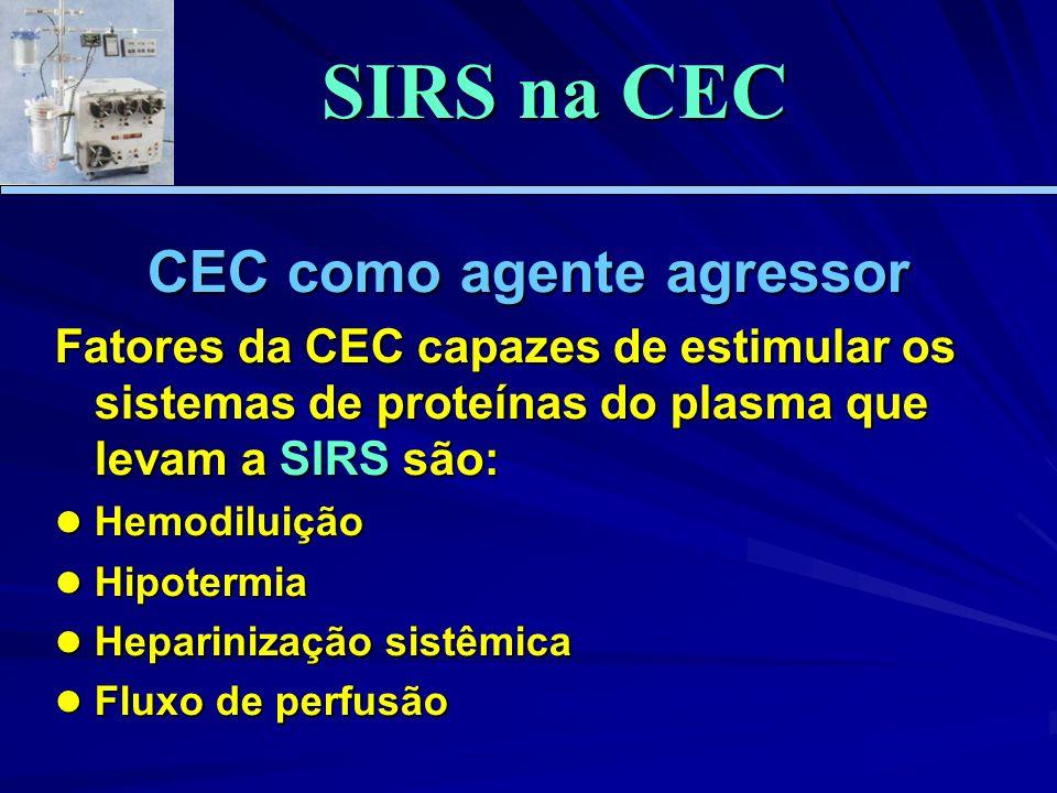 CEC como agente agressor