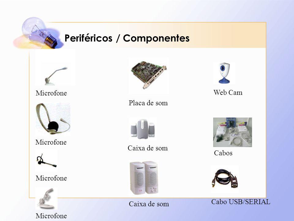 Periféricos / Componentes