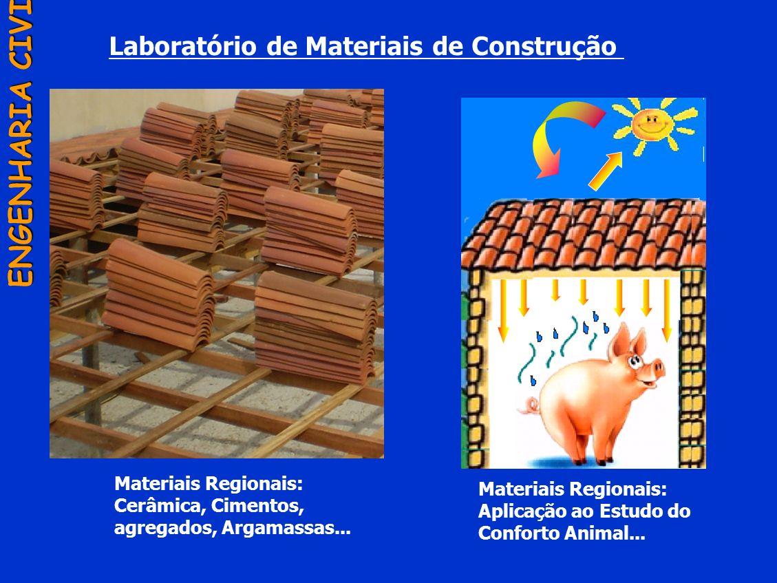 ENGENHARIA CIVIL Laboratório de Materiais de Construção