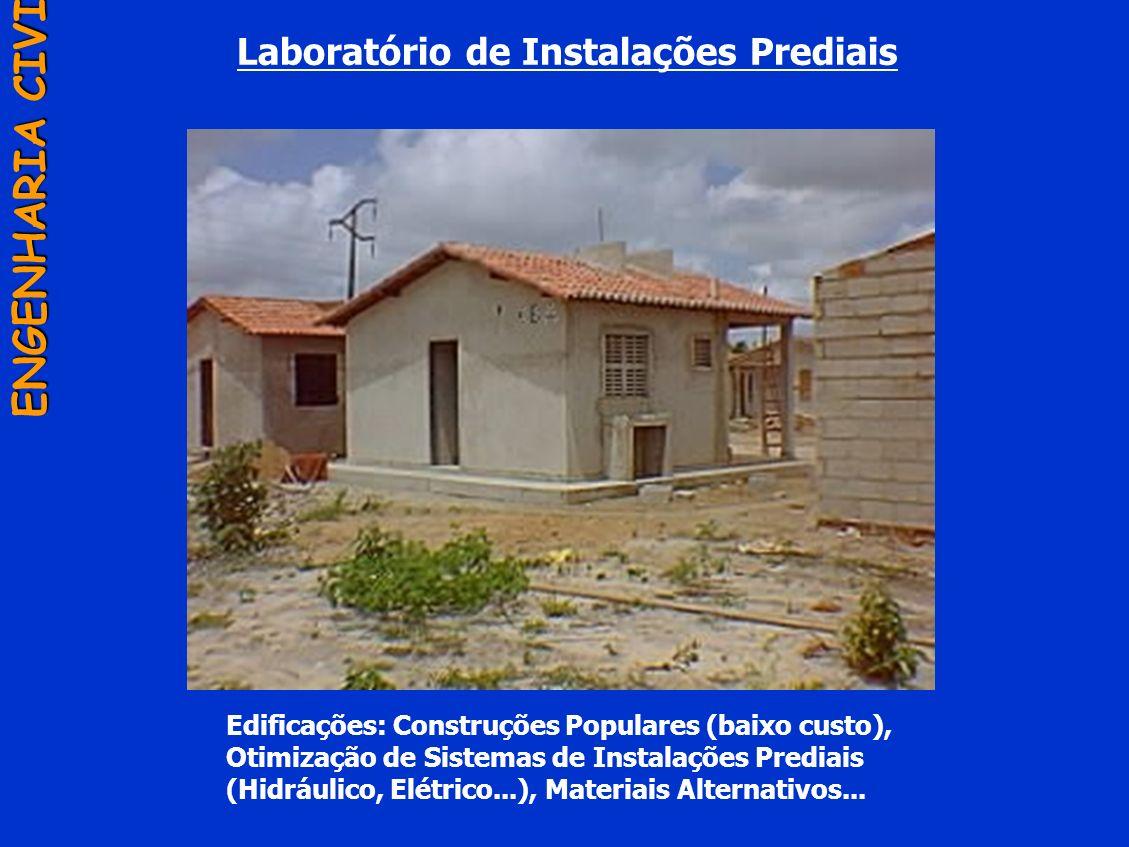 Laboratório de Instalações Prediais