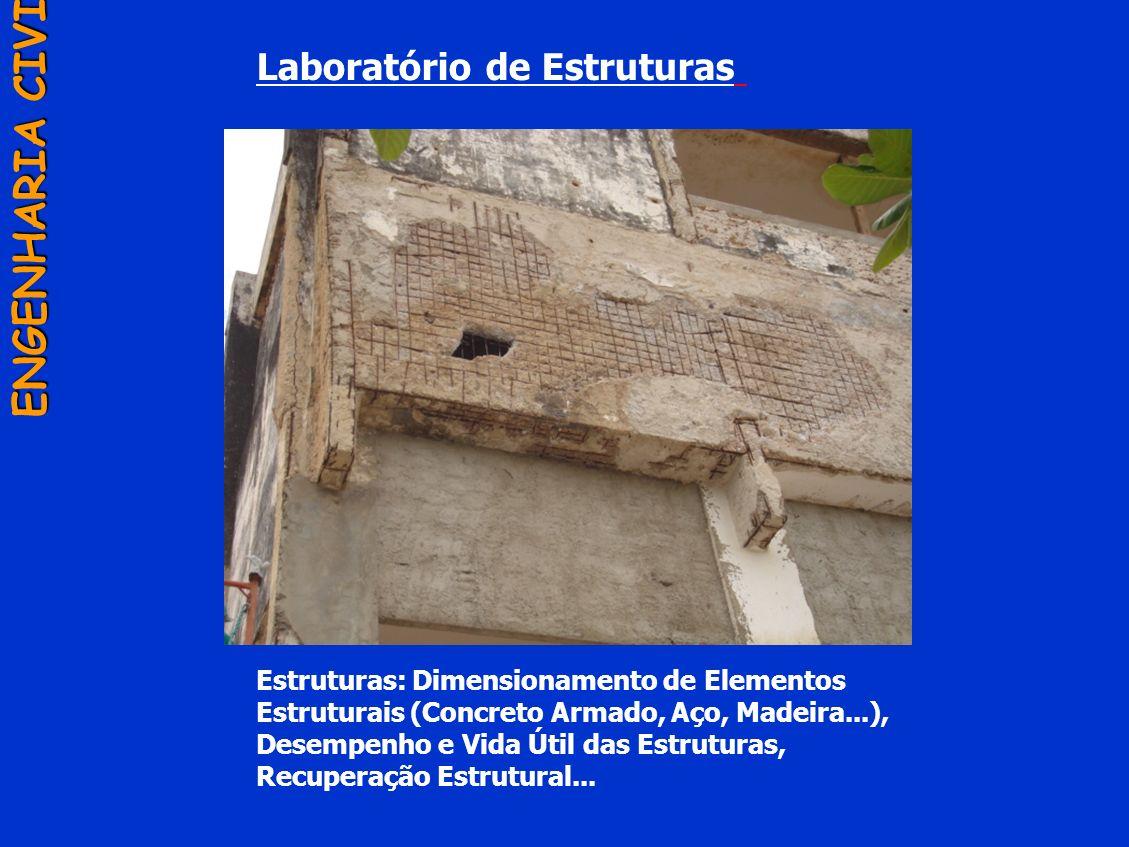 ENGENHARIA CIVIL Laboratório de Estruturas