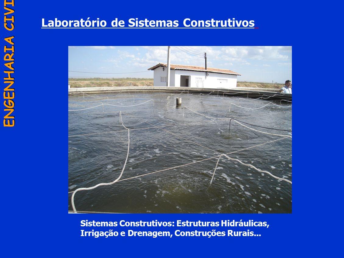 ENGENHARIA CIVIL Laboratório de Sistemas Construtivos