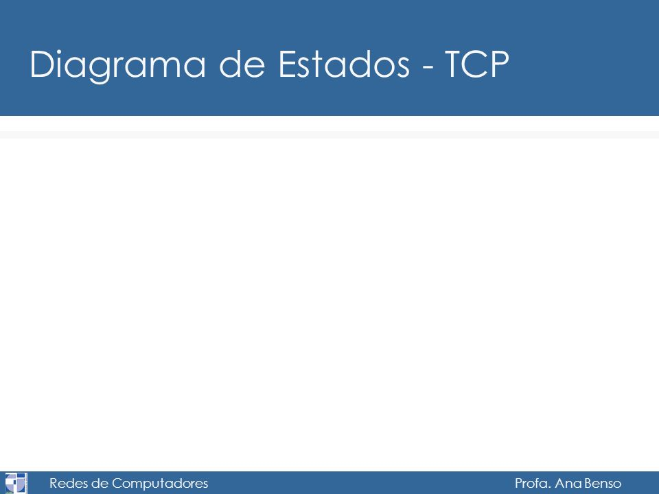 Diagrama de Estados - TCP