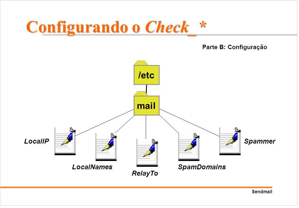 Configurando o Check_*