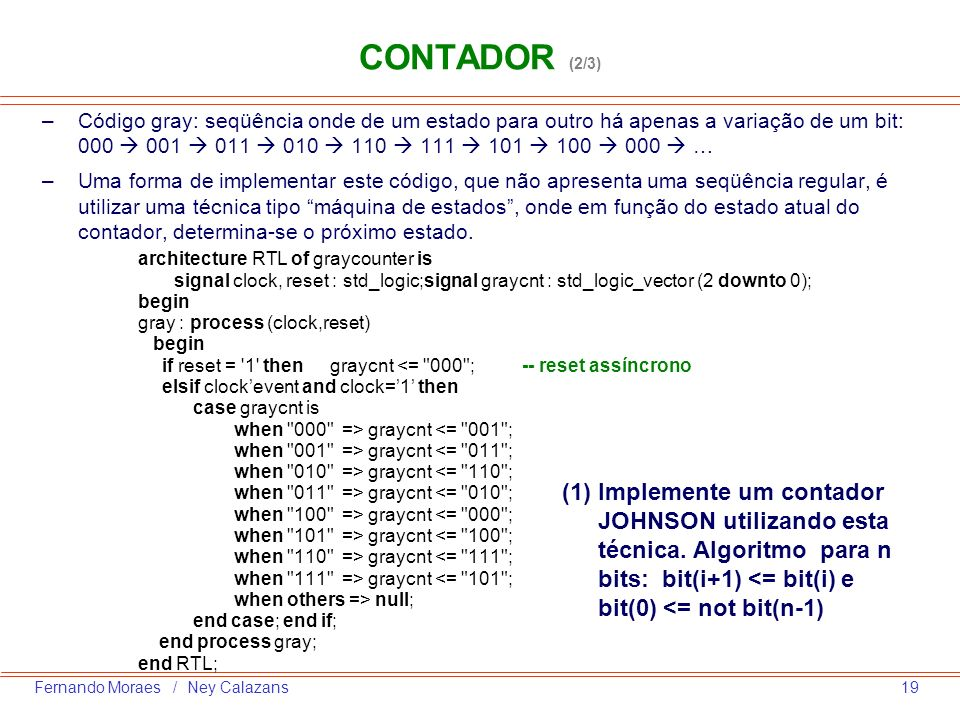 CONTADOR (2/3)