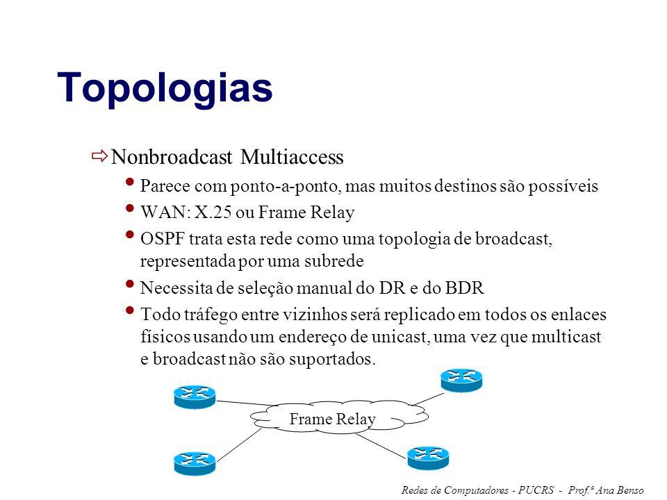 Topologias Nonbroadcast Multiaccess