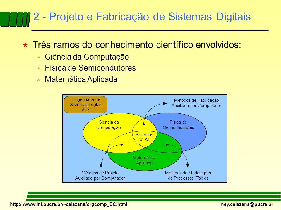 2 - Projeto e Fabricação de Sistemas Digitais