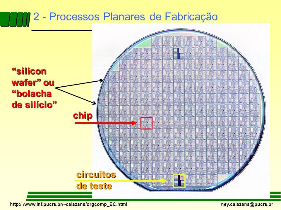 2 - Processos Planares de Fabricação