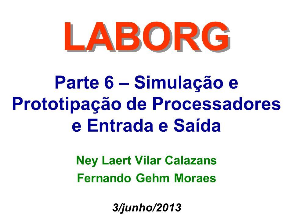 Ney Laert Vilar Calazans Fernando Gehm Moraes