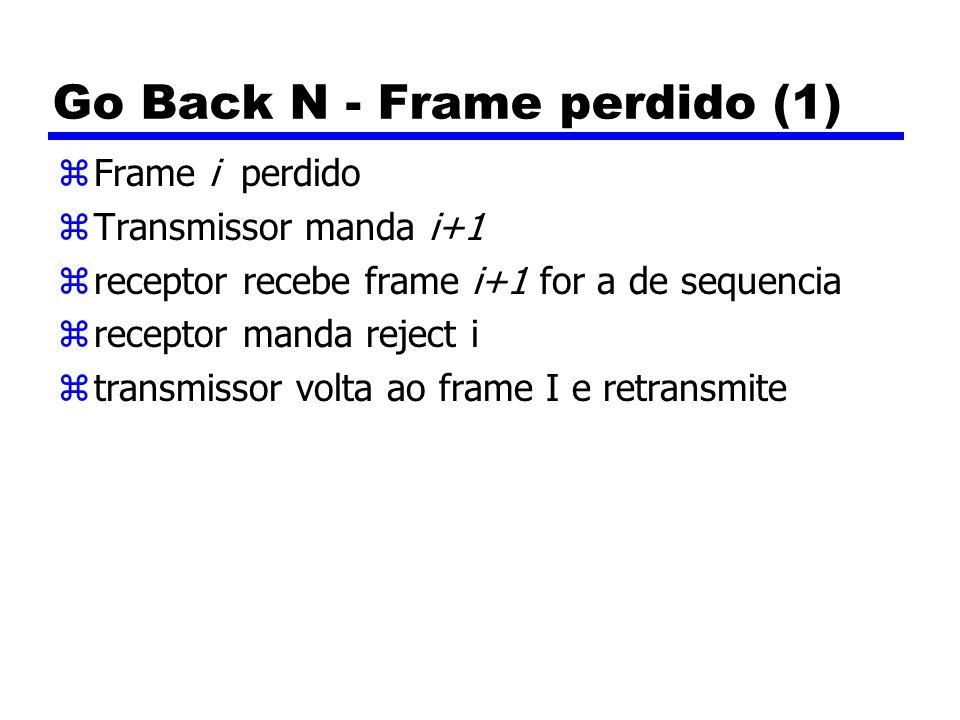 Go Back N - Frame perdido (1)
