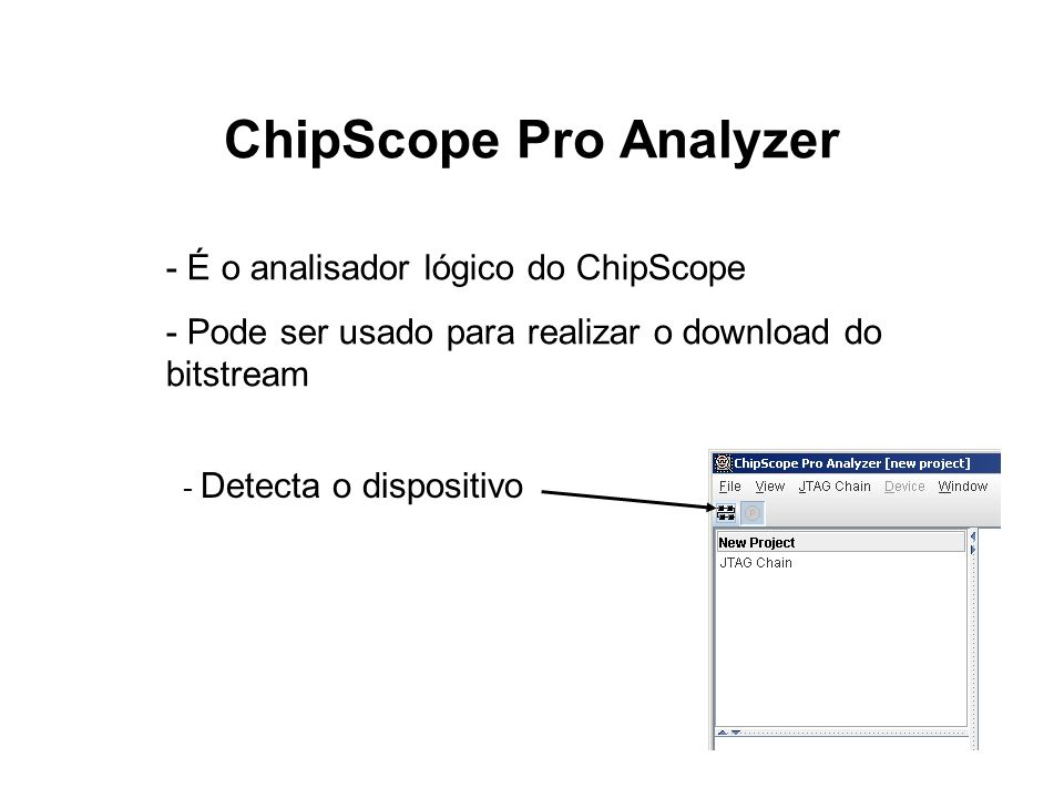 ChipScope Pro Analyzer