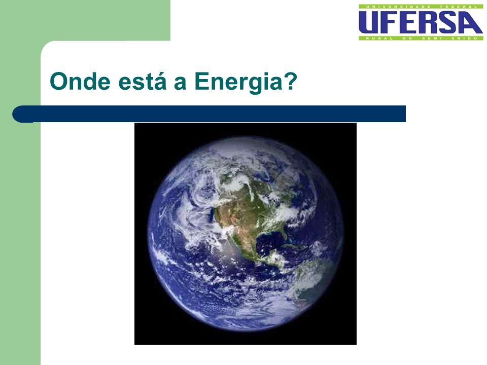 Onde está a Energia