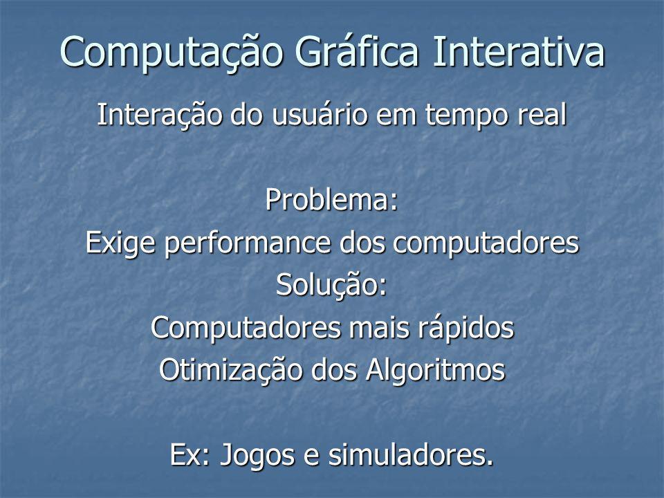 Computação Gráfica Interativa
