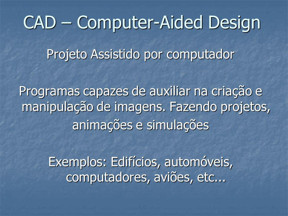 CAD – Computer-Aided Design
