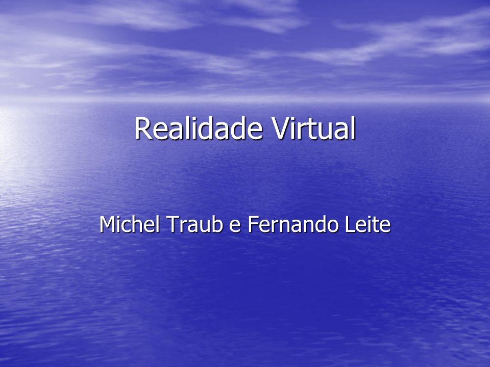 Michel Traub e Fernando Leite