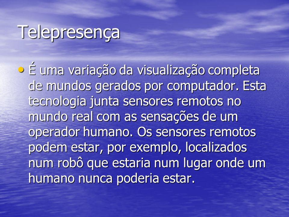 Telepresença