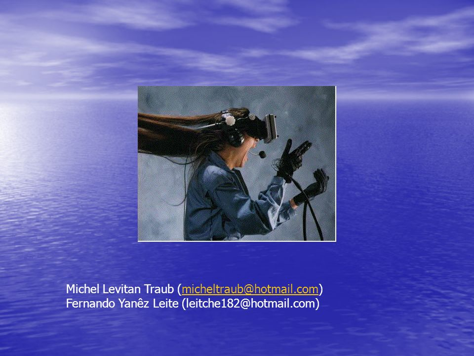 Michel Levitan Traub (micheltraub@hotmail.com)