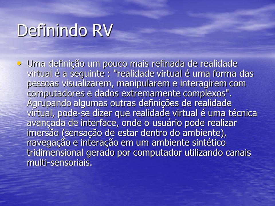 Definindo RV