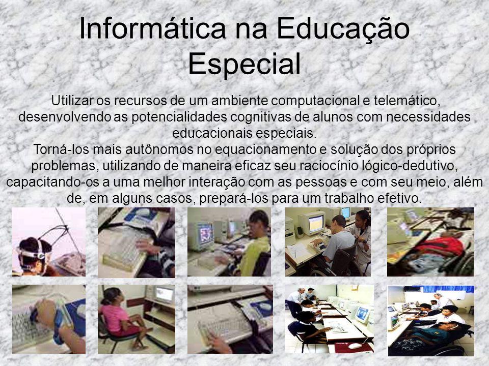 Informática na Educação Especial