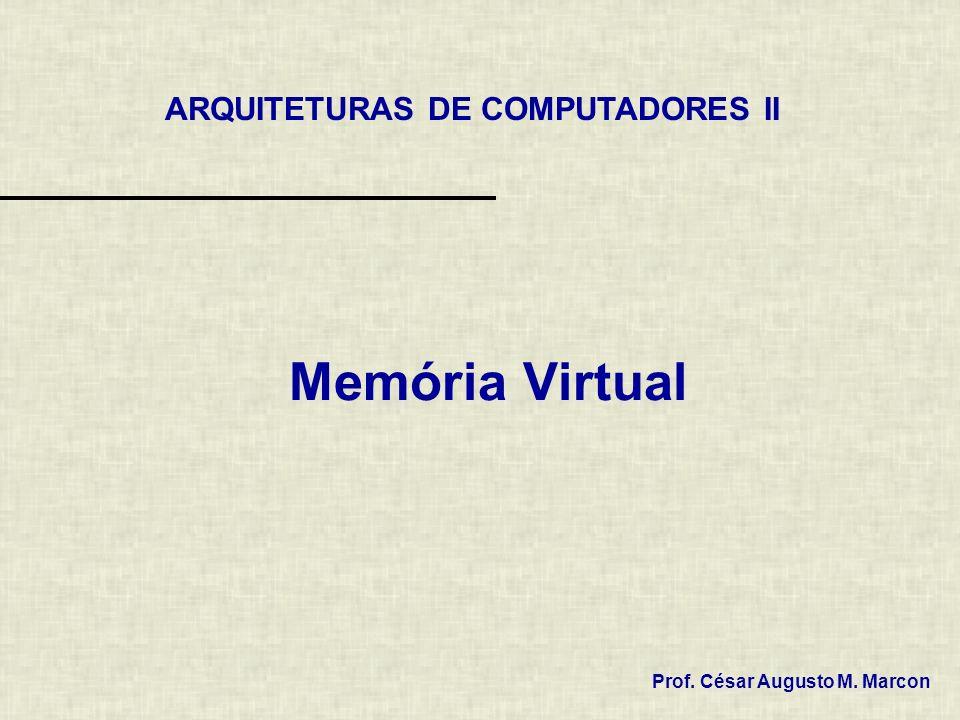 ARQUITETURAS DE COMPUTADORES II