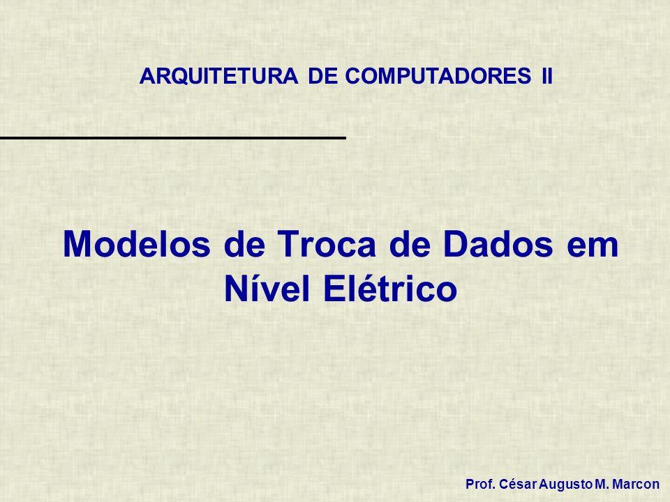 Modelos de Troca de Dados em Nível Elétrico