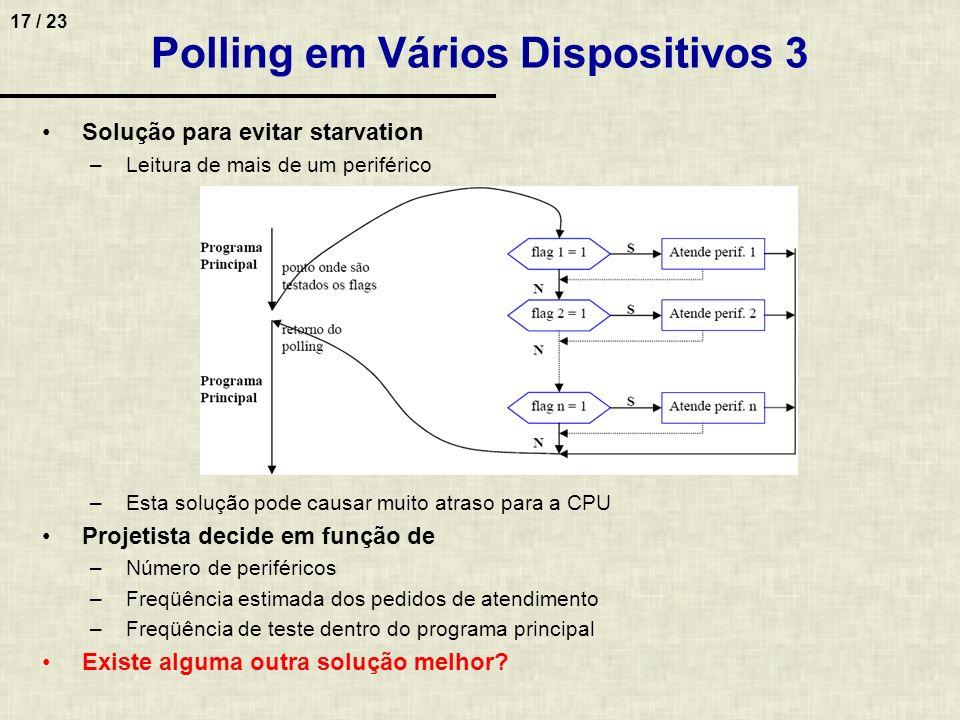 Polling em Vários Dispositivos 3