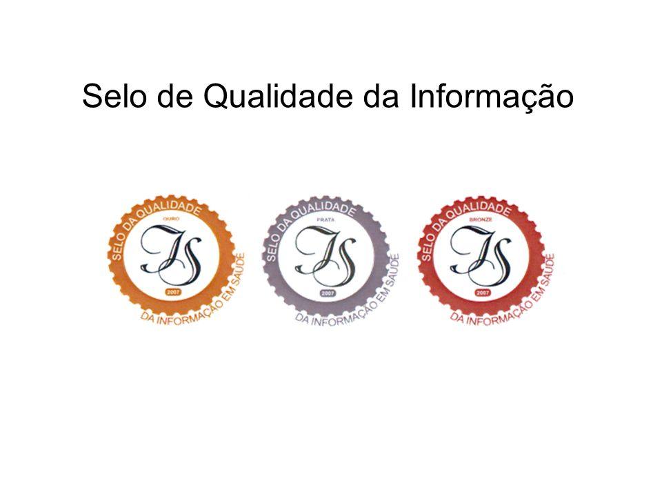 Selo de Qualidade da Informação