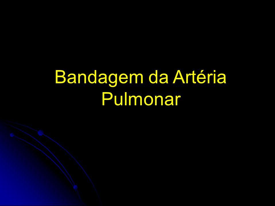 Bandagem da Artéria Pulmonar