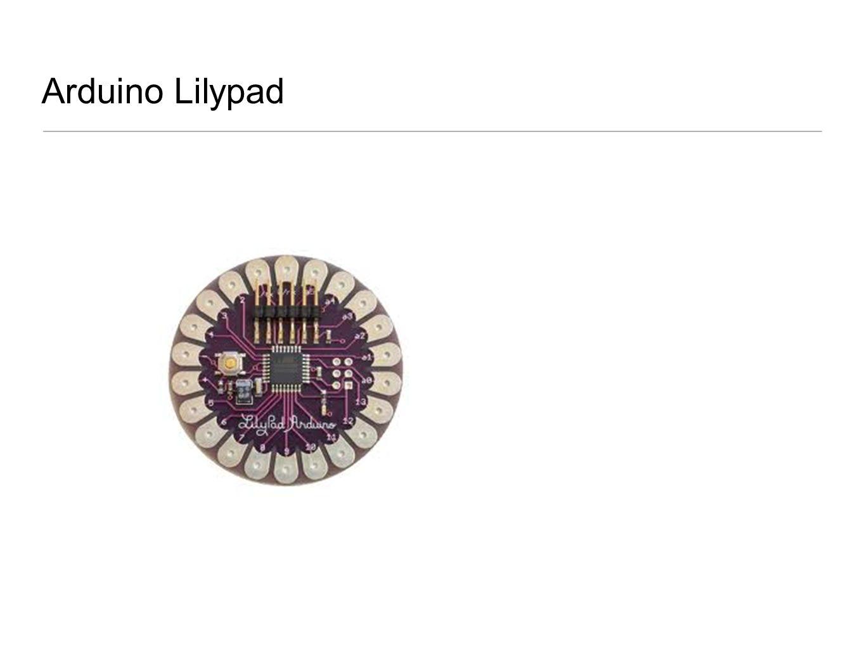 Arduino Lilypad